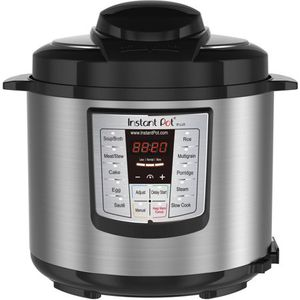 Instant Pot LUX60 V3 6 Qt 6-in-1 Multi-Use Programmable Pressure Cooker, Slow Cooker, Rice Cooker, Sauté, Steamer, and Warmer for Sale in New York, NY
