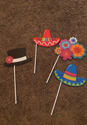 Photo booth props for Sale in Fontana, CA