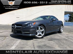 2014 Mercedes-Benz SLK 350 for Sale in Montclair, CA