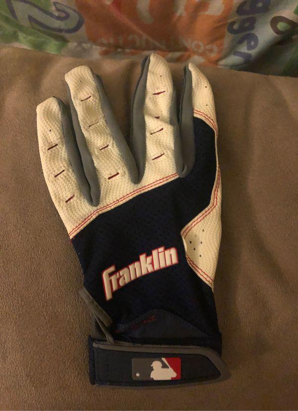 Franklin bating gloves