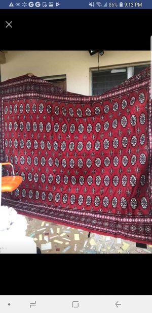 Beautiful handmade pakistani rug for Sale in Sunrise, FL
