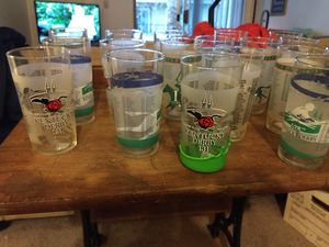 Kentucky Derby glasses for Sale in Beaverton, OR