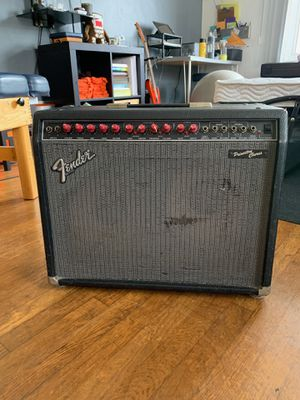 Vintage Fender Princeton Chorus Amp for Sale in San Diego, CA