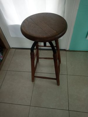 100 year old antique stool for Sale in Vero Beach, FL