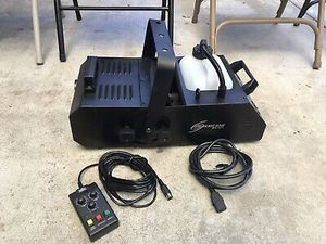 Chauvet DJ Hurricane 1800 FLEX DMX Fog/Smoke Pro Machine for Sale in Renton, WA