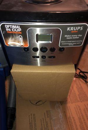 Krumps coffee maker for Sale in Rockville, MD