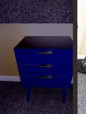 Wood nightstand for Sale in Modesto, CA