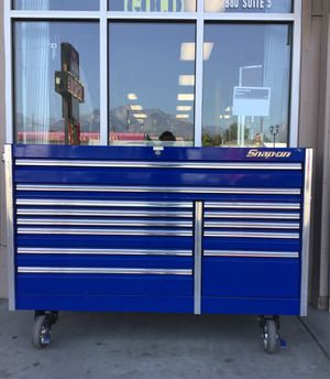 Snap-On Tool Box Kern682B0PCM (Great Condition) for Sale in Midvale, UT
