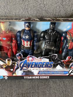 4 Avenger Action Figures for Sale in Colorado Springs,  CO