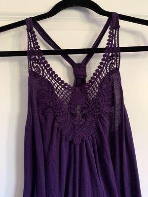 Purple dress for Sale in San Diego, CA