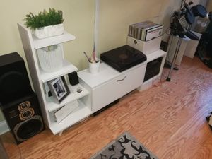 Tv Stand, Entertainment Center for Sale in Chicago, IL