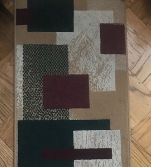 3 peice set geometric rugs with runner!! for Sale in Washington, DC