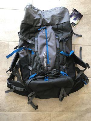 NEW JanSport Klamath 55 - camping/hiking backpack for Sale in Las Vegas, NV