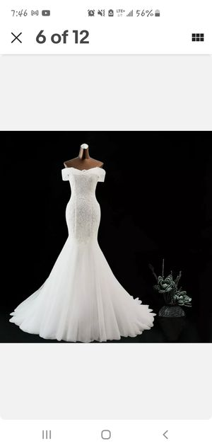 Bride dress/wedding dress for Sale in Tampa, FL