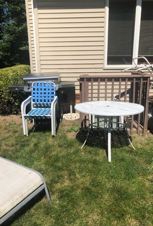 Patio furniture for sale for Sale in Monsey, NY