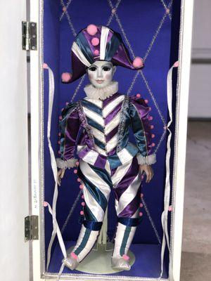 Antique M. LaTourette '93 Clown Doll for Sale in Damascus, OR