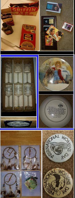 Vintage/household Items for Sale in Garner, NC