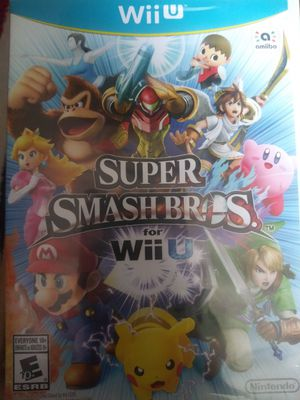 SUPER SMASH BROS for Sale in Akron, OH