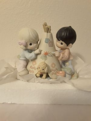 """Precious Moments """"Twogether We Can Move Mountains"""" for Sale in Milwaukee, WI"""