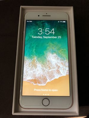 iPhone 8 Plus for Sale in Sanger, CA
