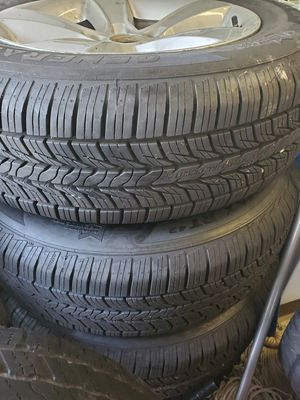 17 inch Dodge Charger Rims and Tires for Sale in Florissant, MO