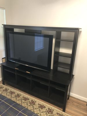 TV 50 inch and furniture for Sale in Germantown, MD