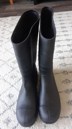 Men's rubber boots for Sale in Cambridge, MA