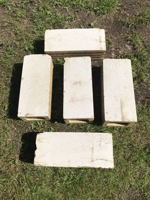 53 pcs Garden Patio swimming pool landscaping blocks Pavers for Sale in Ravenna, OH