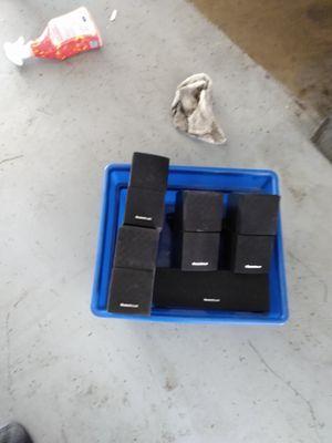Spectrum surround sound speakers for Sale in Riverside, CA