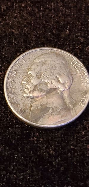1962 Jefferson Nickel for Sale in N REDNGTN BCH, FL
