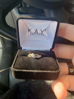 Kay Jewlry ring size 9 for Sale in Traverse City, MI