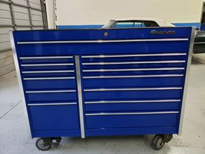 Snap-On Tool Box - Mint Condition for Sale in Tampa, FL