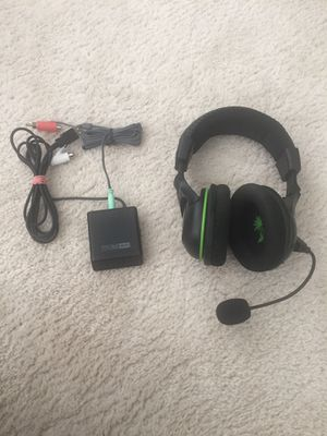 Turtle Beach Gaming Headphones & Mic for Sale in Dallas, TX