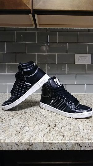 """✨ADIDAS """"OLD SCHOOL"""" *TOP TEN* HIGH TOPS --MENS SIZE 9✨ for Sale in Lyons, IL"""