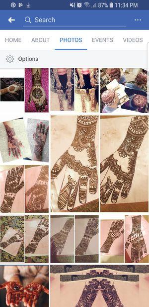 Henna artist for Sale in Auburn, WA