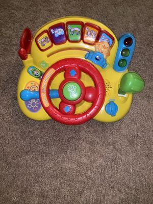 Infant/toddler kids steering wheel toy for Sale in Atco, NJ