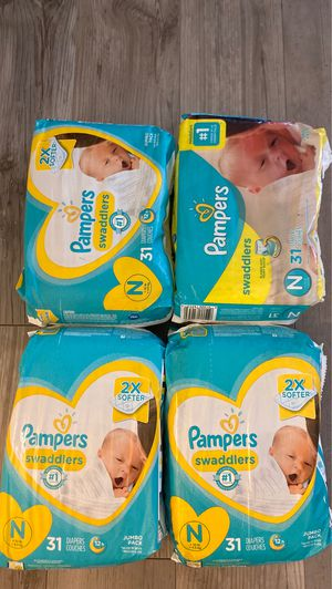 Newborn pampers for Sale in Austin, TX