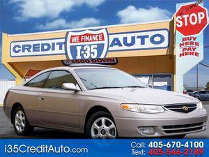 1999 Toyota Camry Solara for Sale in Oklahoma City, OK