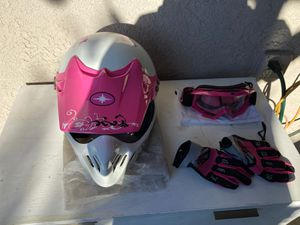 Motorcycle Riding Set For Women (USED) for Sale in Los Angeles, CA