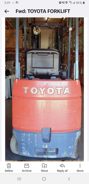 Forklift for Sale in City of Industry, CA