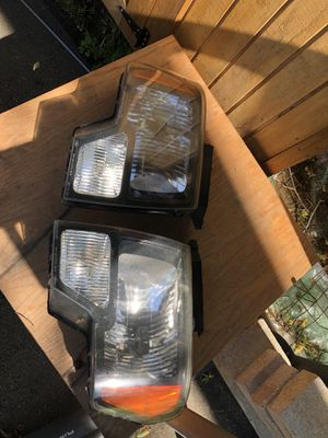 Headlights off of 2010 Ford F-150 Raptor (OEM) for Sale in Hopewell, VA