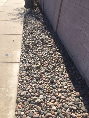 Free river rock for Sale in Tempe, AZ