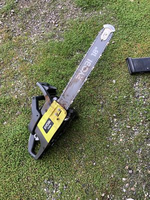Chainsaw for Sale in Fowler, CA