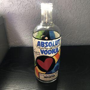 Britto Pop Art Bottle Collectible for Sale in Miami, FL