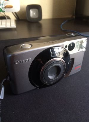 canon film camera for Sale in Garden Grove, CA