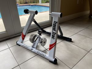 Indoor cycling trainer for Peloton, Zwift, Trainerroad, etc. for Sale in Miami, FL