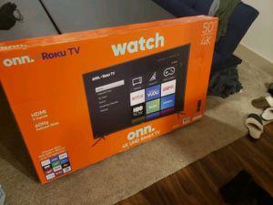 50 inch smart tv for Sale in Atlanta, GA