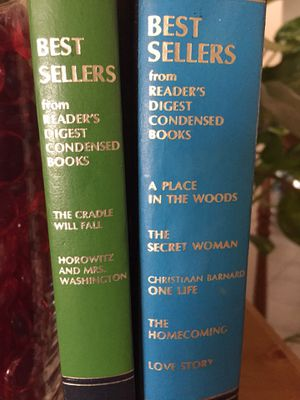 2 readers digest books for Sale in Rancho Cucamonga, CA