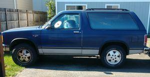 1987 Chevy Blazer for Sale in Marysville, WA