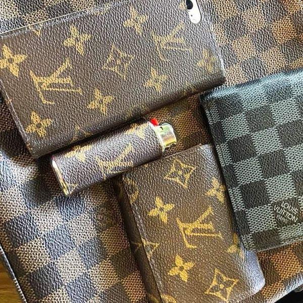 Louis Vuitton Authentic Lighter Case